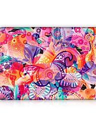 """Недорогие -MacBook Кейс для Цветочные/ботанический пластик Новый MacBook Pro 15"""" Новый MacBook Pro 13"""" MacBook Pro, 15 дюймов MacBook Air, 13 дюймов"""