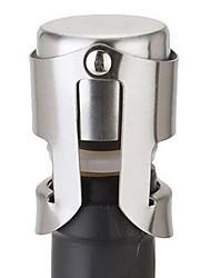 Недорогие -Винные пробки Нержавеющая сталь, Вино Аксессуары Высокое качество творческийforBarware 2.5*2.5*5.5 0.06