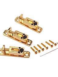 baratos -Profissional Acessórios Alta classe Guitarra novo Instrumento Metalic Acessórios para Instrumentos Musicais 4.95*1.08*1.49