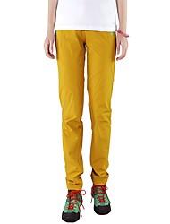 abordables -Mujer Pantalones para senderismo Al aire libre Transpirabilidad, Fitness, Esquí Fuera del Camino Pantalones / Sobrepantalón Ejercicio al