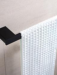 Недорогие -Держатель для полотенец Высокое качество Modern Латунь 1шт - Гостиничная ванна 1-Полотенцесушитель На стену