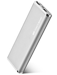 10000mAh Power Bank externí baterie 5 Battery Charger QC 2.0 LED