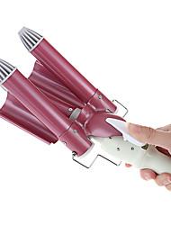 Kemei Kose valjaka for Kosa 110-240V Power light indicator Svjetlo i praktično Ručni dizajn