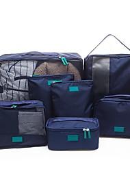 abordables -Térylène Bagage à Main Fermeture pour De plein air Toutes les Saisons Vert Rouge Bleu de minuit