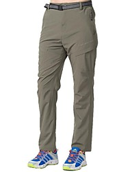 cheap -Men's Hiking Pants Outdoor Lightweight, Quick Dry, Breathability Pants / Trousers Hunting / Hiking / Outdoor Exercise