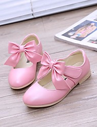 economico -Da ragazza Scarpe PU (Poliuretano) Primavera / Autunno Comoda / Scarpe da cerimonia per bambine Ballerine per Oro / Bianco / Rosa