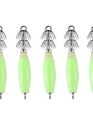 Недорогие -Рыбалка Инструменты Простая установка Легко для того чтобы снести Пластик Металл Морское рыболовство Ловля нахлыстом Ловля на приманку