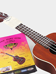 billige Ukuleler-Ukulele 23inch Materiale / Tre Manual