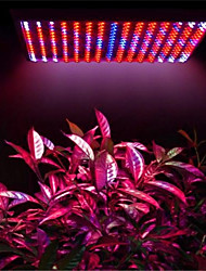 cheap -1pc 10W 225pcs LEDs For Greenhouse Hydroponic Growing Light Fixtures White Orange Blue Red 85-265V