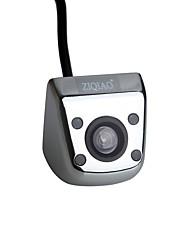 Недорогие -ZIQIAO CCD Проводное 170° Камера заднего вида Водонепроницаемый для Автомобиль