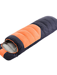 cheap -Shamocamel® Sleeping Bag Outdoor -10~5°C Envelope / Rectangular Bag Duck Down Keep Warm / Waterproof / Ultra Light (UL) for Camping /