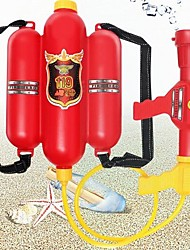 cheap -Kids Fire Backpack Pressure Sprinkler Toy Parent-Child Interaction Plastic Shell All Gift 1pcs