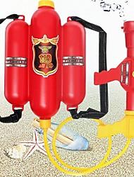 Недорогие -Kids Fire Backpack Pressure Пульверизаторы Взаимодействие родителей и детей Пластиковый корпус Все Подарок 1pcs