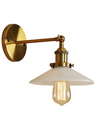 cheap -Mini Style Retro / Vintage / Modern / Contemporary Wall Lamps & Sconces Living Room / Shops / Cafes Metal Wall Light 110-120V / 220-240V