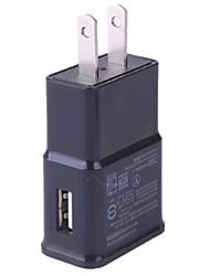 Недорогие -Портативное зарядное устройство Зарядное устройство USB Стандарт США 1 USB порт 1 A DC 5V для