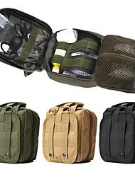 cheap -10 L Fanny Pack - Wearable Outdoor Hiking, Camping, Emergency Nylon Black, Green, Khaki