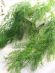 Недорогие -Искусственные Цветы 1 Филиал Modern Пастораль Стиль Pастений Цветы на стену