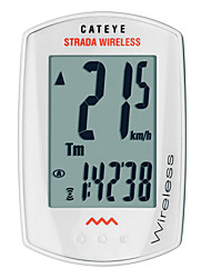 cheap -CatEye® Strada Wireless CC-RD300W Bike Computer / Bicycle Computer Stopwatch / Speedometer Outdoor / Mountain Bike Cycling