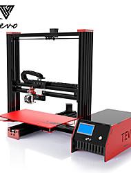 Недорогие -tevo black widow 3d printer большой размер для печати 370 * 250 * 300 мм высококачественная печать рабочего стола diy 3d printer kit