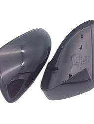 baratos -1pç Carro Capas de Espelho Lateral Negócio Tipo de fivela For Espelho Retrovisor Esquerdo For Volkswagen Passat 2017 / 2016 / 2015