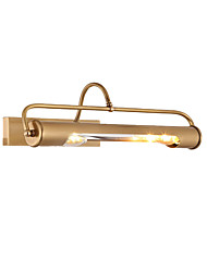 cheap -JLYLITE Mini Style Traditional / Classic / Modern / Contemporary Bathroom Lighting Bathroom / Shops / Cafes Metal Wall Light 110-120V /