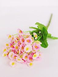 Недорогие -Искусственные Цветы 1 Филиал Модерн Хризантема / Pастений Букеты на стол