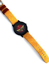 Недорогие -Часы Вдохновлен LOL Аниме Косплэй аксессуары 1 часы Хром