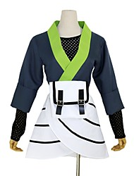 cheap -Inspired by Naruto Konan Anime Cosplay Costumes Cosplay Suits Other Long Sleeves Top More Accessories For Men's Women's