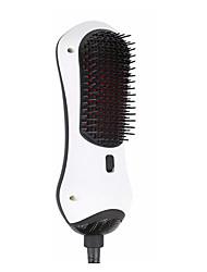 baratos -Factory OEM Straightening e Flat Irons for Homens e Mulheres 110-240V Luz de indicador de funcionamento Curler & straightener Design