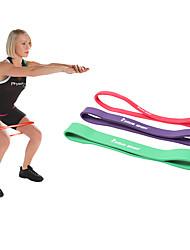 baratos -KYLINSPORT Faixas para Exercícios de Resistência Com 1 pcs Borracha Treino Atlético Treinamento de Resistência, Exercícios na Barra, Fisioterapia Para Ioga / Pilates / Fitness Unisexo Casa