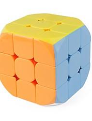 povoljno -Rubikova kocka 1 KOM Shengshou D0923 Rainbow Cube 3*3*3 Glatko Brzina Kocka Magične kocke Male kocka Prozirna naljepnica Moda Kubni Poklon