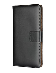 cheap -Case For Nokia Nokia 9 Nokia 7 Card Holder with Stand Flip Full Body Cases Solid Colored Hard PU Leather for Nokia 9 Nokia 8 Nokia 7