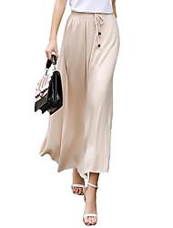 povoljno -Žene A kroj Sofisticirano Suknje - Jednobojni