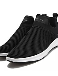 お買い得  -男性用 靴 ラバー 夏 秋 コンフォートシューズ アスレチック・シューズ のために アウトドア ブラック レッド