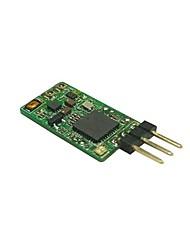 baratos -FLYSKY XM+ Micro D16 SBUS Full Range Receiver 1pç Receptor drones drones Metal