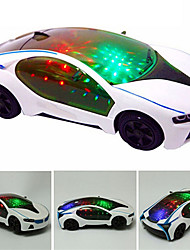 cheap -LED Lighting Vehicles Car Glow Exquisite Classic Soft Plastic All Kid's Gift 1pcs