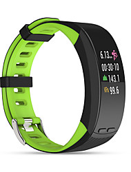 cheap -Smart Bracelet iOS / Android GPS / Heart Rate Monitor / Water Resistant / Water Proof Pedometer / Fitness Tracker / Activity Tracker