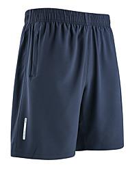 baratos -Homens Shorts de Trilha Ao ar livre Secagem Rápida, Respirabilidade, Redutor de Suor Shorts / Calças Exercicio Exterior / Multi-Esporte
