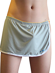 cheap -Men's Boxers Underwear / Briefs Underwear Solid Colored / Striped Mid Rise