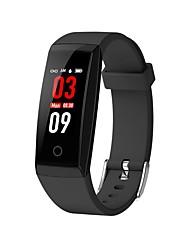 billiga -Smart Klocka W8 för Android iOS Bluetooth Brända Kalorier Bluetooth Touch Sensor Stegräknare APP Control Puls Tracker Stegräknare Samtalspåminnelse Sleeptracker / Stillasittande Påminnelse / 400-480