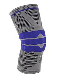 Недорогие -Фиксатор колена для Гонки Баскетбол Бег Универсальные Ударопрочный Non-Slip Для занятий спортом Нейлон 1 шт. Черный Красный Серый