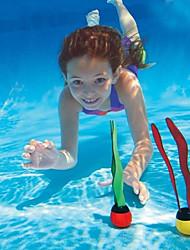 Недорогие -Цветы Водные шары Мягкие пластиковые Пластиковый корпус 3 pcs Мальчики Девочки Игрушки Подарок
