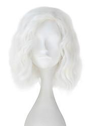 Недорогие -Косплэй парики Игра престолов Белый Аниме Косплэй парики 14 дюймовый Термостойкое волокно Все Хэллоуин парики
