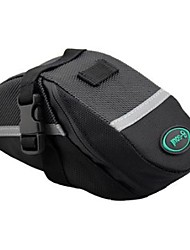 baratos -1.1 L Bolsa para Bagageiro de Bicicleta Portátil, Vestível, Durável Bolsa de Bicicleta Terylene Bolsa de Bicicleta Bolsa de Ciclismo Ciclismo / Moto
