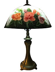 cheap -Metallic Decorative Table Lamp For Bedroom Metal 220V Bronze