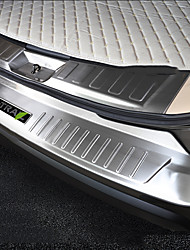 abordables -0.8 m Barre de seuil de voiture pour Coffre de voiture Combinaison Normal Acier Inoxydable Pour Venucia 2017 X-Trail