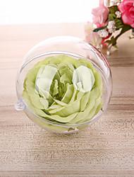 baratos -Esfera Resina de Plástico Suportes para Lembrancinhas com Combinação Caixas de Ofertas
