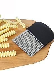 Недорогие -нержавеющая сталь французская жареная жареная картофельная чистка