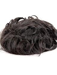 Недорогие -Муж. Натуральные волосы Накладки для мужчин 100% ручная работа