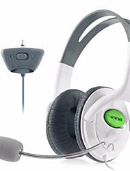 abordables -XB-890 Câblé Casques Pour Xbox 360,faux cuir Casques 250cm